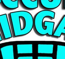 Occupy Midgar Sticker