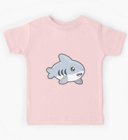 Kawaii Shark Kids Tee