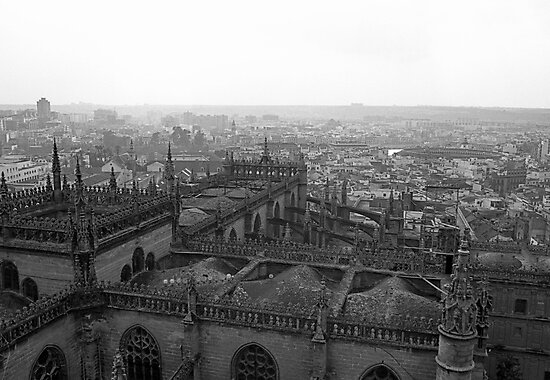 Bell Tower View by James2001
