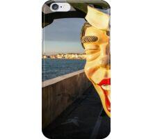 Smiling Sailor, Piran iPhone Case/Skin