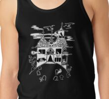 ▴ haunted house ▴ Tank Top