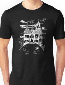 ▴ haunted house ▴ Unisex T-Shirt