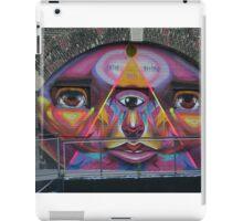 Graffiti, Vienna, Austria iPad Case/Skin