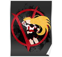 Sailor V for Vendetta Poster