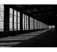 Architecture Neglecture Photographic Print