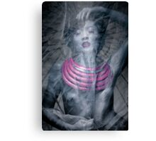 Moody Touch Canvas Print