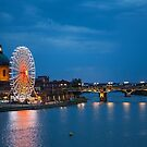 France. Toulouse. River Garonne. by vadim19