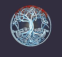 Heart tree (celtic style) Unisex T-Shirt