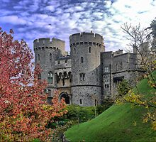 Windsor Castle (4) by Larry Lingard-Davis