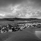 St Bee's Beach Cumbria by WOBBLYMOL