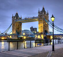 LDN-Tower Bridge by Pedro Santos