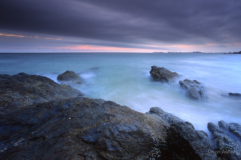 """The Passing"" ∞ Currumbin, QLD - Australia by Jason Asher"