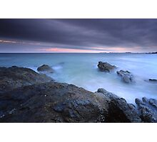 """The Passing"" ∞ Currumbin, QLD - Australia Photographic Print"