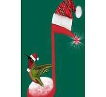 ♫ ♬ ♪ ♩ ♪ ❤ HUMMING U A MERRY CHRISTMAS IPHONE CASE ♫ ♬ ♪ ♩ ♪ ❤  by ✿✿ Bonita ✿✿ ђєℓℓσ