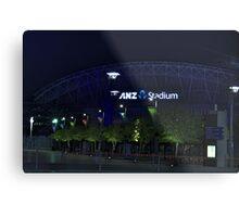 ANZ Stadium Metal Print