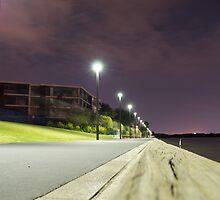 Rhodes Walkway by Jacob Caspersen