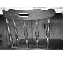 Sit.  Photographic Print