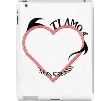 Ti Amo A 360 Gradi iPad Case/Skin