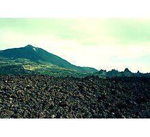 El Teide Photographic Print
