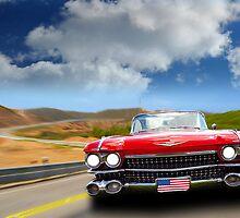 Cadillac USA by Steve Woods