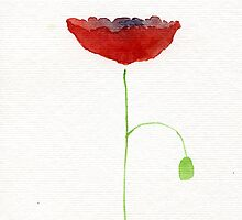 Poppy by Simon Rudd