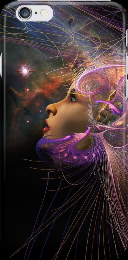 Starborn - IPhone Case by John Edwards