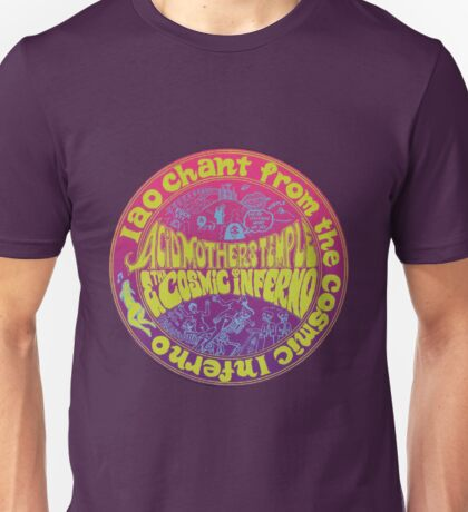Iao Chant from the Cosmic Inferno Unisex T-Shirt