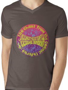 Iao Chant from the Cosmic Inferno Mens V-Neck T-Shirt