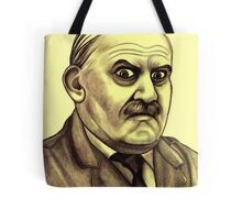 Ronnie Barker celebrity portrait Tote Bag