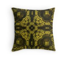 The Secret Box Throw Pillow