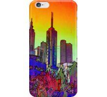 City Urban Art Style iPhone Case/Skin