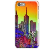 City Urban Art Style iPhone Case/Skin