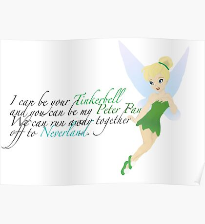 Tinkerbell. Poster