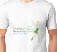 Tinkerbell. Unisex T-Shirt