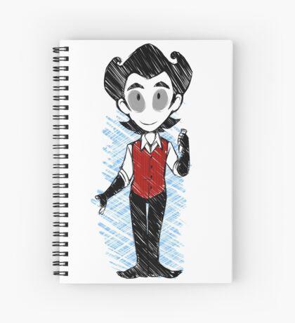 Wilson Spiral Notebook