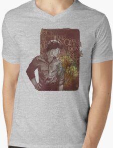 Outside The Stories Mens V-Neck T-Shirt
