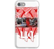 No.41 iPhone Case/Skin
