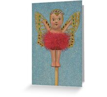 Cute Kewpie Greeting Card