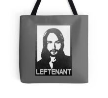 Leftenant Tote Bag