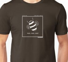 Wildlife #42 - A bee using a vibrator Unisex T-Shirt
