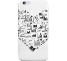 Schedule heart iPhone Case/Skin