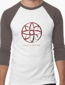 Star of Ishtar - Blood Edition Men's Baseball ¾ T-Shirt
