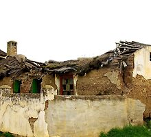 old house in Elim by Martina  Stoecker