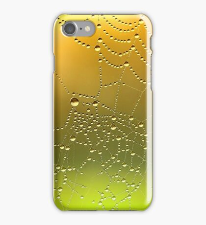 Enhanced Dew Drops iPhone Case/Skin