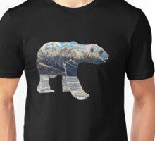 Arctic Polar Bear Unisex T-Shirt