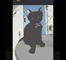 Jack Coble iPhone case by Sue Nichol
