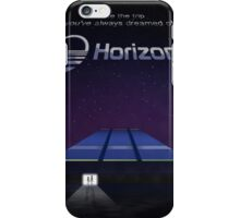 Horizons Building from EPCOT Center iPhone Case/Skin