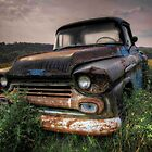 Chevy truck by Bob Melgar