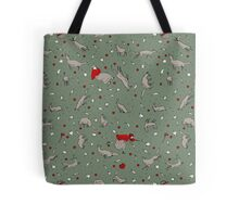 All the wild wolves... Tote Bag