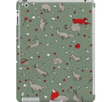 All the wild wolves... iPad Case/Skin